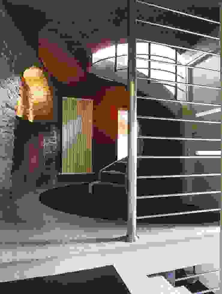 alessandromarchelli+designers AM+D studio Rumah Gaya Eklektik