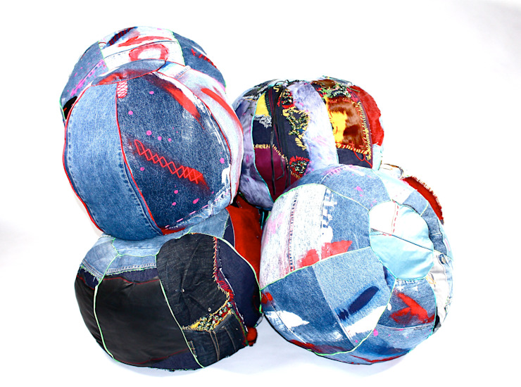 Denim Seating: eclectic  by  Breaad, Eclectic