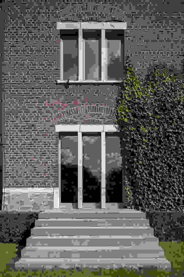 Rénovation de 2 maisons du début du XXème siècle par Samuel Noirhomme Architecte Classique