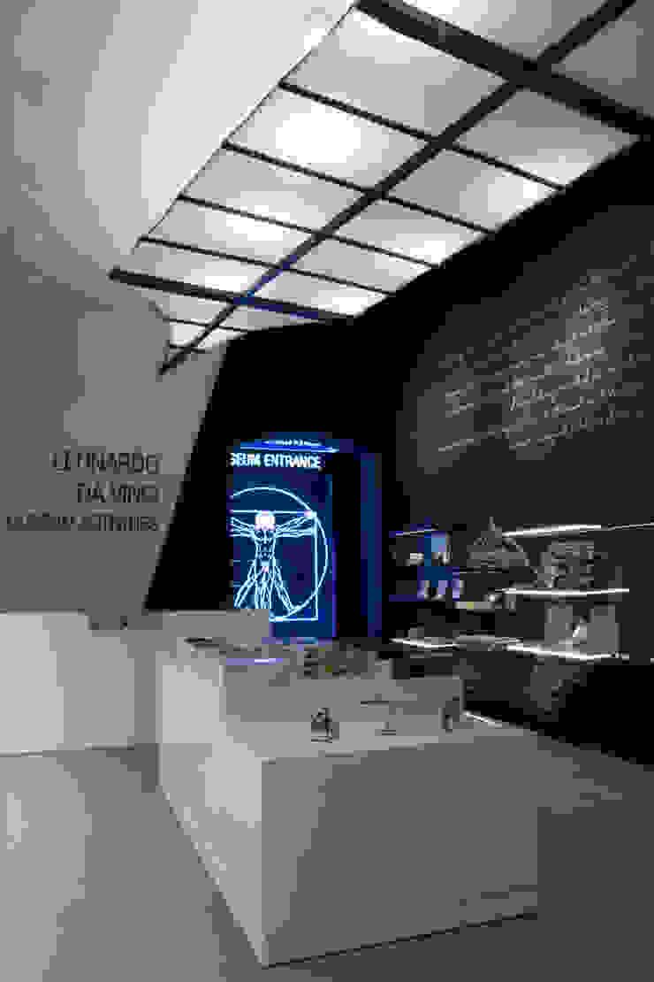 Museo Leonardo da Vinci di Giraldi Associati Architetti Moderno