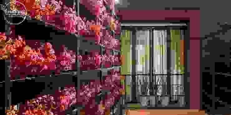Nowoczesny ogród od Boutique de Arquitectura (Sonotectura + Refaccionaria) Nowoczesny