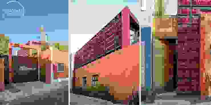 Casas de estilo moderno de Boutique de Arquitectura (Sonotectura + Refaccionaria) Moderno