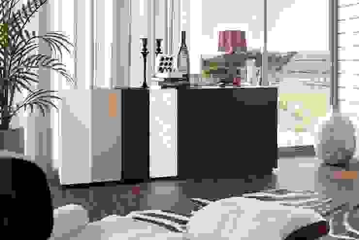 Aparador Diseño Moderno Samara de Ámbar Muebles Moderno