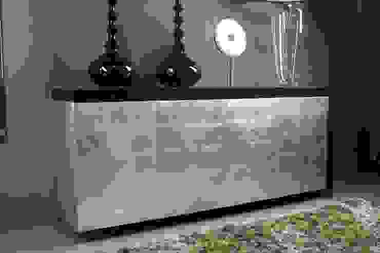 Aparador Moderno Pan de Plata Reims de Ámbar Muebles Moderno