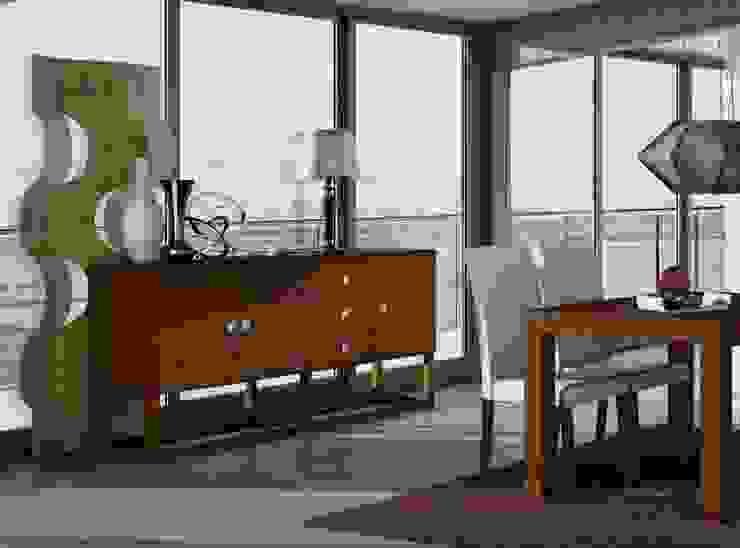 Aparador Moderno Adra I de Ámbar Muebles Moderno