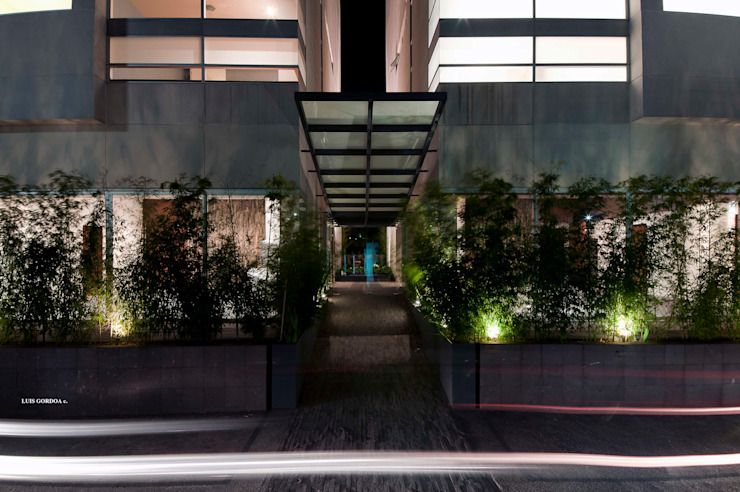Las Flores de Central de Arquitectura