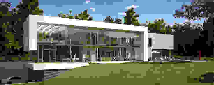 Residencia Alpine de Arditti+RDT Arquitectos