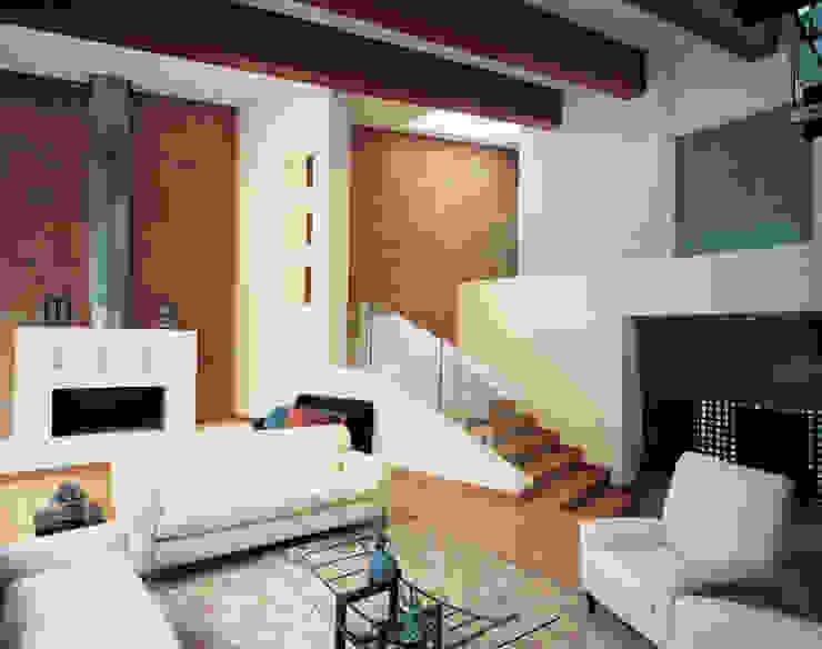 Residencia Verde de Arditti+RDT Arquitectos