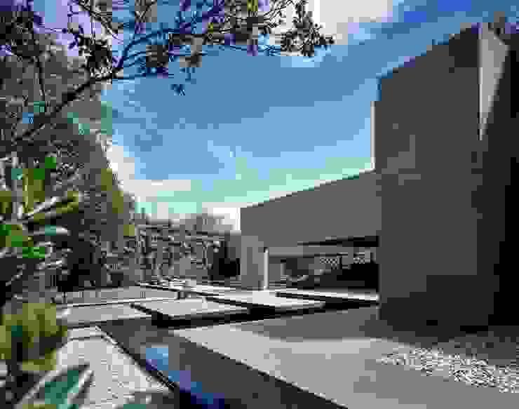 Casa Reforma de Central de Arquitectura