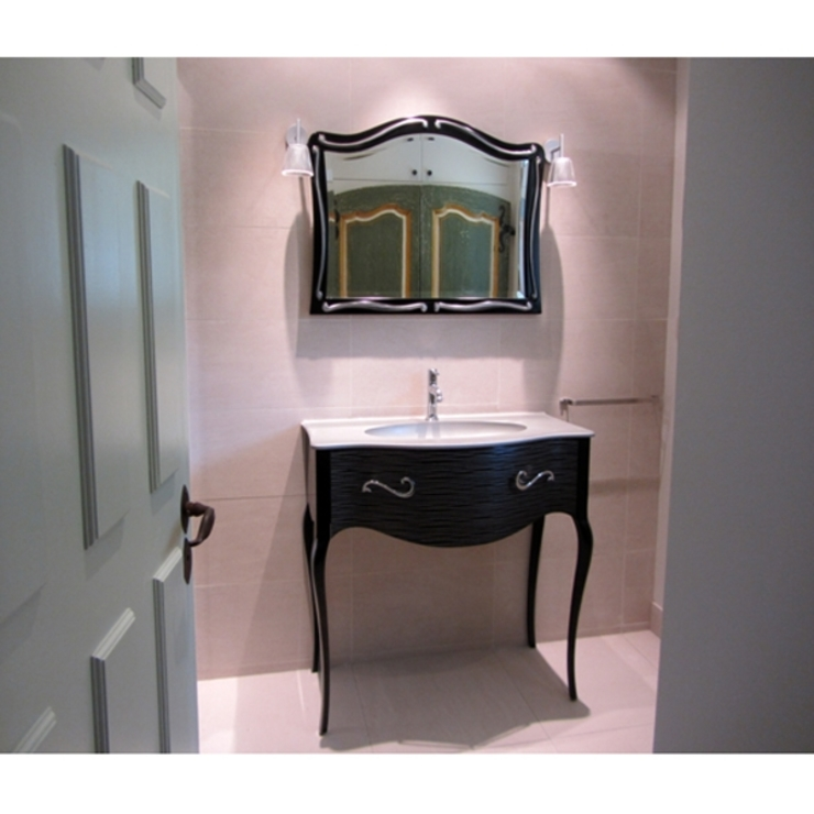 Notes de styles Nancy Classic style bathrooms