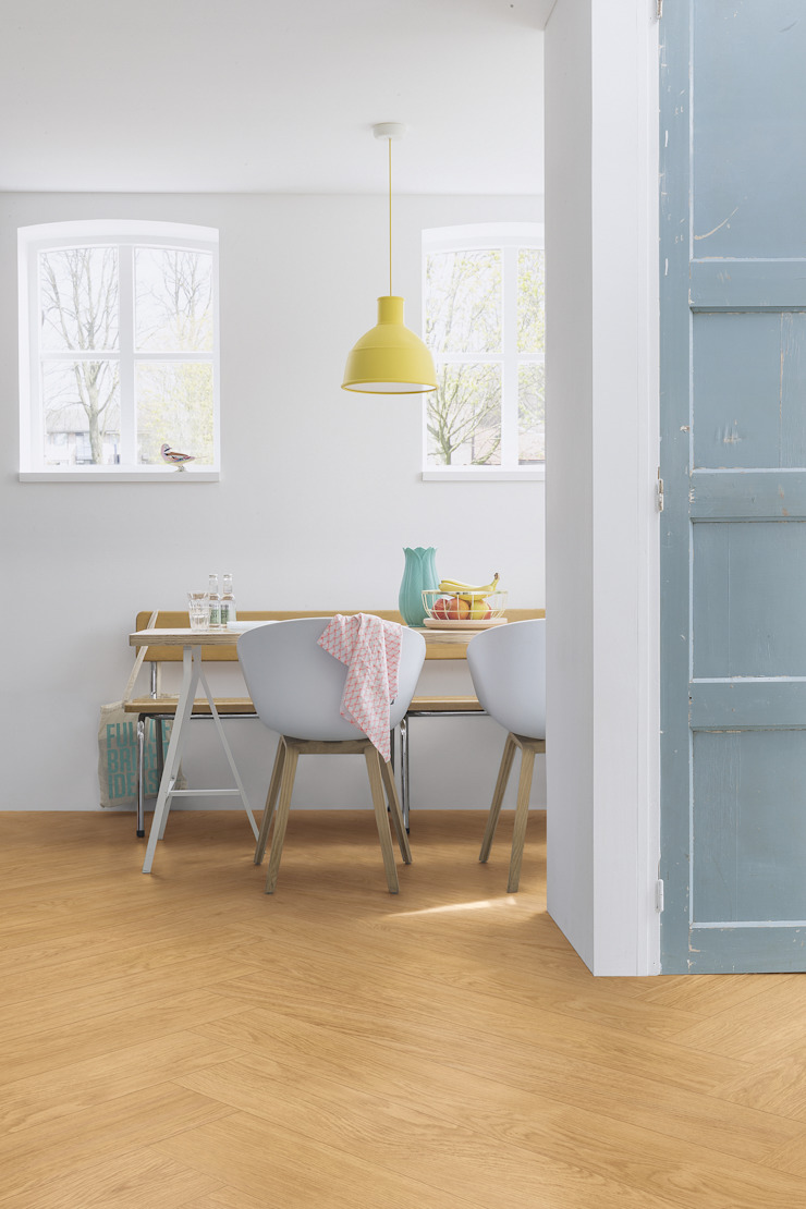 Select Oak Natural: classic  by Quick-Step, Classic
