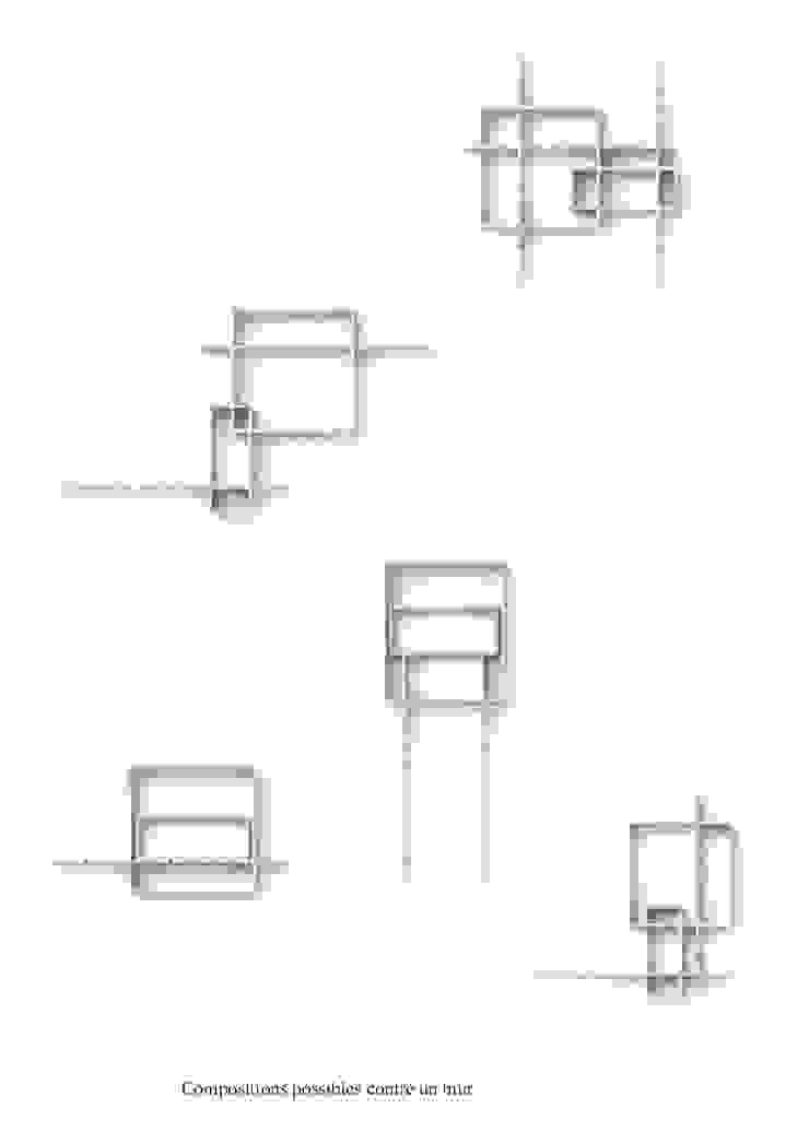 Etag' Aire par Benjamin Rousse Design Moderne