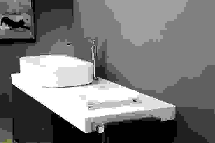 Bonomi Bonny - Miscelatore lavabo monoforo alto di Bonomi Contemporaneo Italiano Moderno