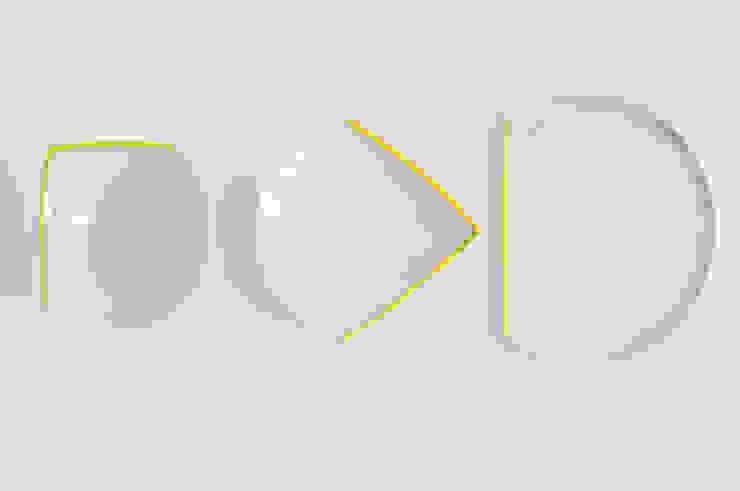 Assiettes ANGLE par Benjamin Rousse Design Minimaliste