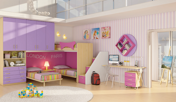 Sweet Night di AGUZZI DESIGN STUDIO Eclettico