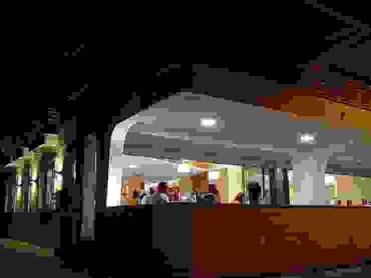 ristorante SICILIA BEDDA di Stefano Costantino Architetto Moderno