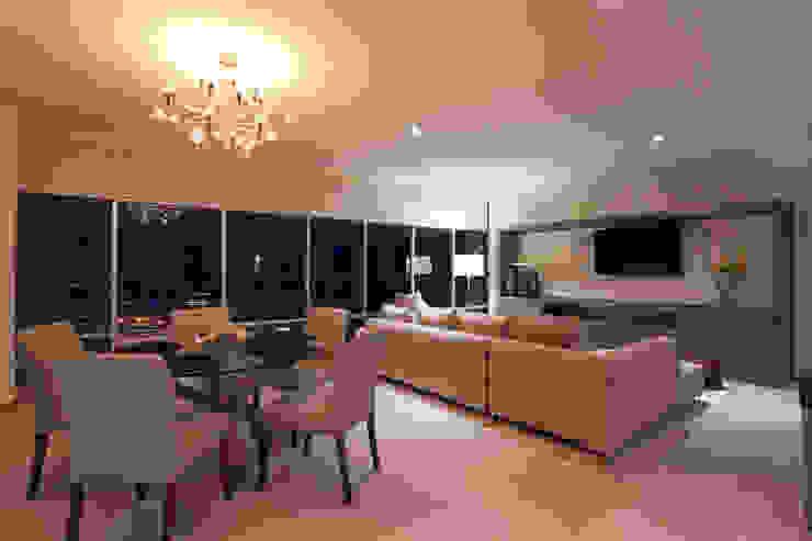 livingroom de NZA Moderno