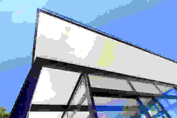 VILLA M_I Piscine moderne par Agence Forvieux Architecture Moderne