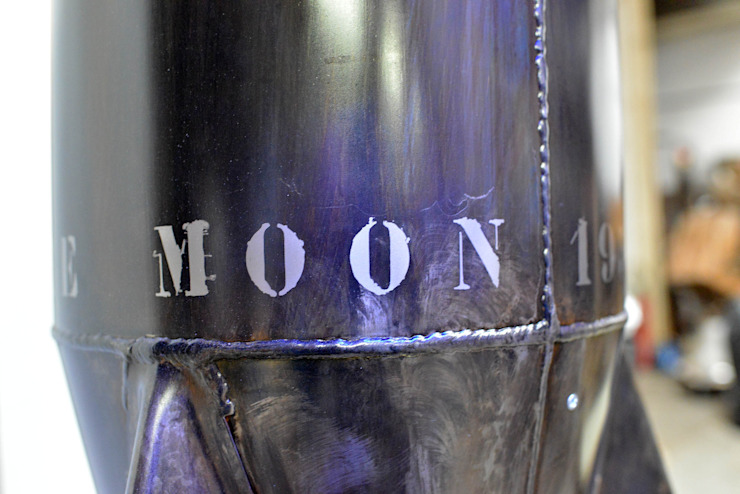 we walked on the moon 1954 par A.O.I. Design