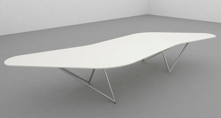 atelier blur / georges hung architecte d.p.l.g. EstudioEscritorios