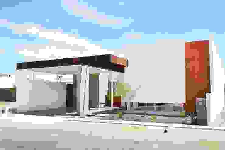 Residencia Los Santos de TABB Architecture Moderno