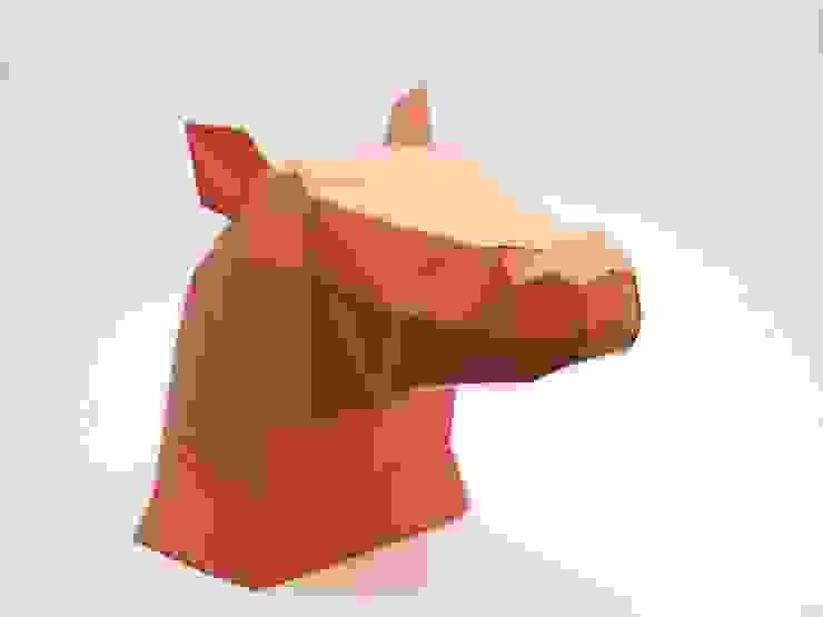Cardboard animals por Maria Bruno Neo   Product Designer Moderno