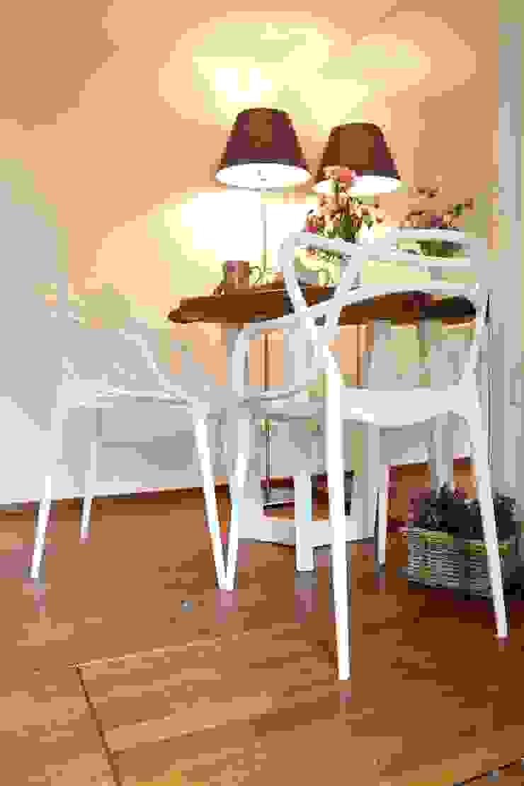 Salas de jantar modernas por Arch. Silvana Citterio Moderno