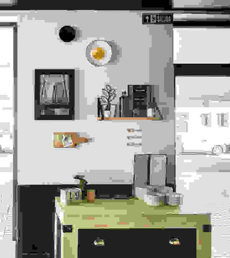 Ortho Estudio Modern gastronomy