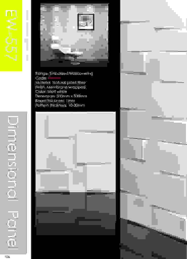 Creates feature wall easily : modern  by series supplies,Modern