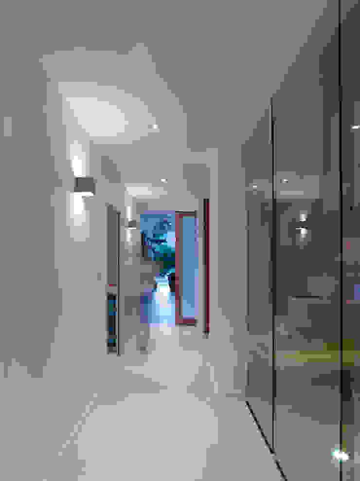 L'esprit <q>ouvert</q> Maisons modernes par ATELIER D'ARCHITECTURE ET D'URBANISME MARTIAL Moderne