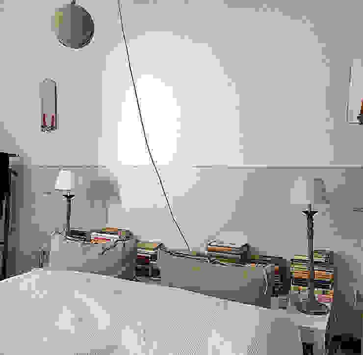 Camera padronale Camera da letto rurale di Arch. Silvana Citterio Rurale