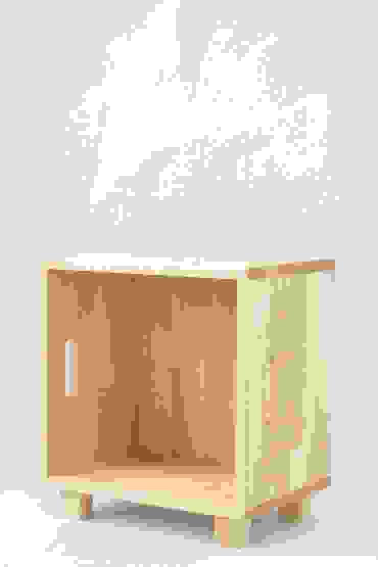 Kistenschrank Birch 1 Piece de Shigeki Yamamoto
