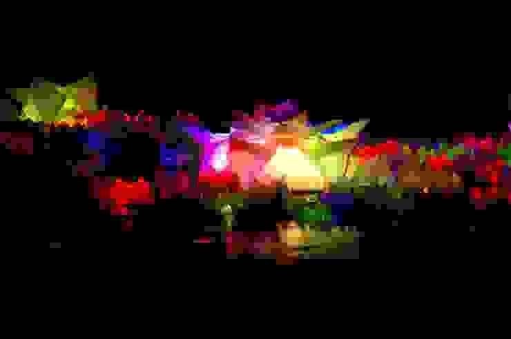 Water-Lily-Nation von LUMINAUTEN - Inszenieren mit Licht