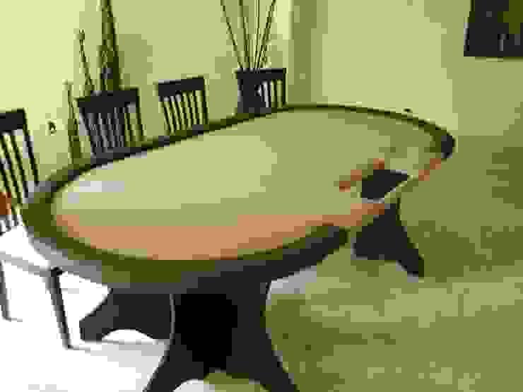 Mesa para poker de Arquiindeco Moderno
