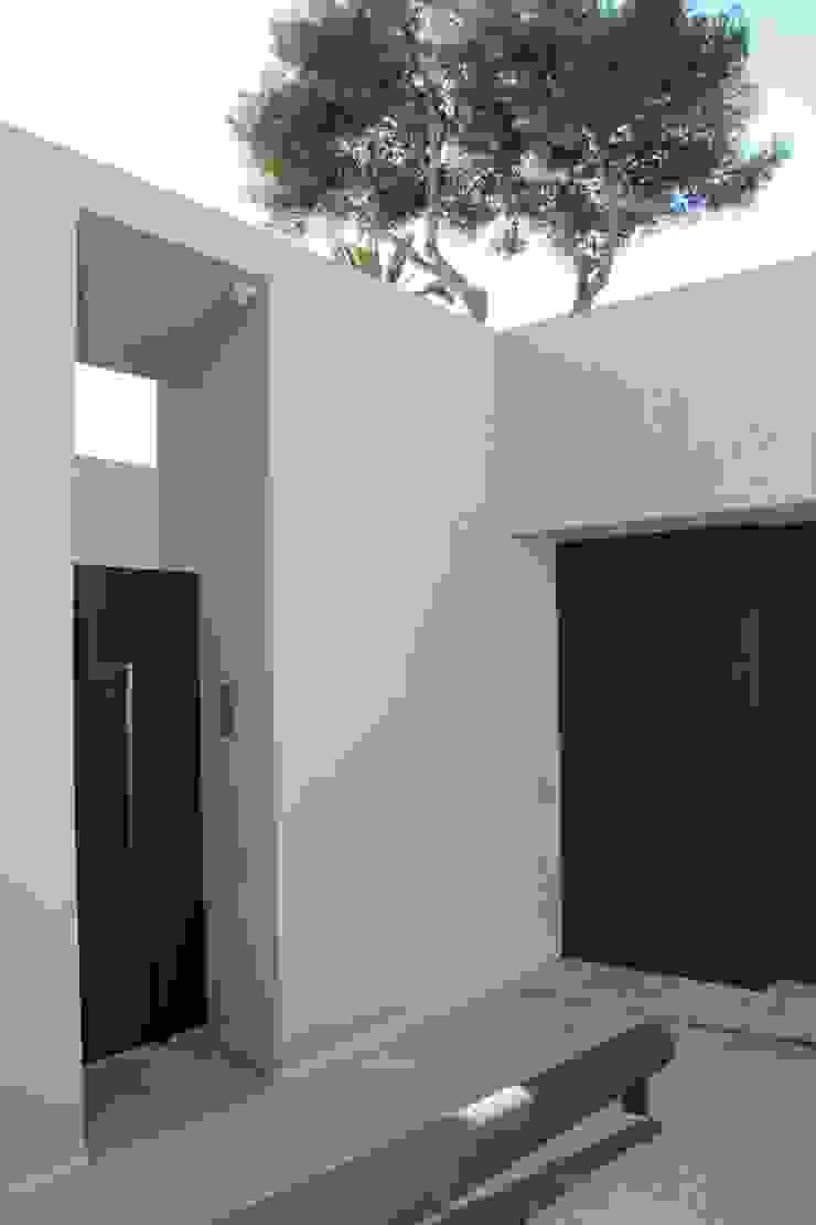 masia en barcelona Espacios de BARBER - RENTERIA Arquitectos