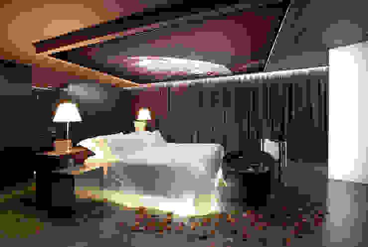 THE VINE HOTEL Espaços por Atelier Nini Andrade Silva