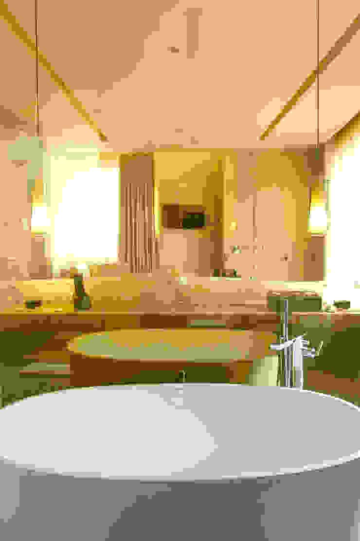 B.O.G. HOTEL Espaços por Atelier Nini Andrade Silva