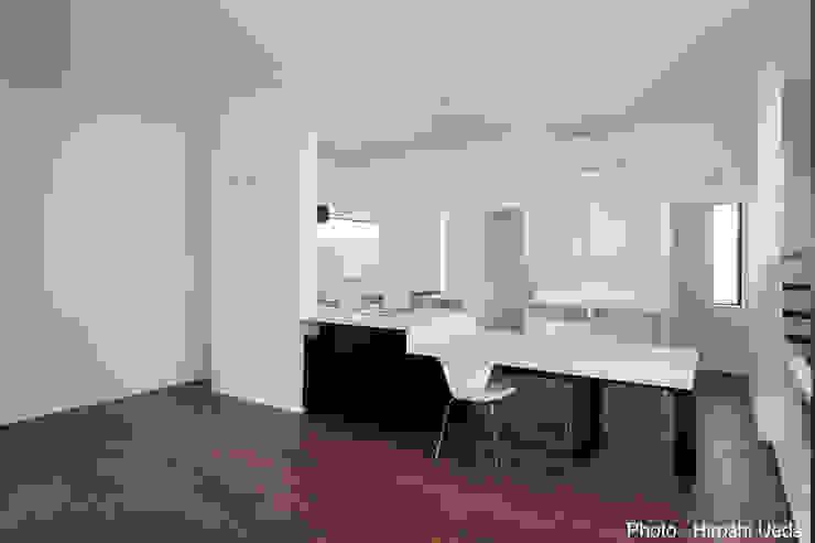HAKONOOUCHI06 Modern style kitchen by 石川淳建築設計事務所 Modern