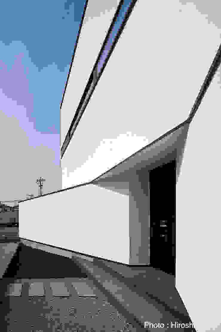 HAKONOOUCHI06 Modern houses by 石川淳建築設計事務所 Modern