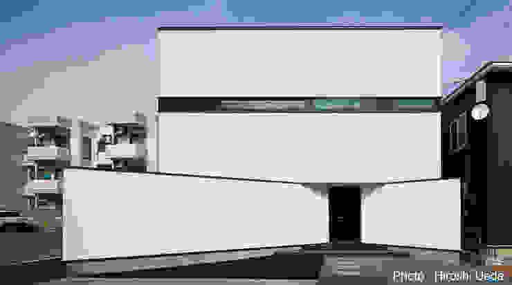 HAKONOOUCHI06 Minimalist house by 石川淳建築設計事務所 Minimalist
