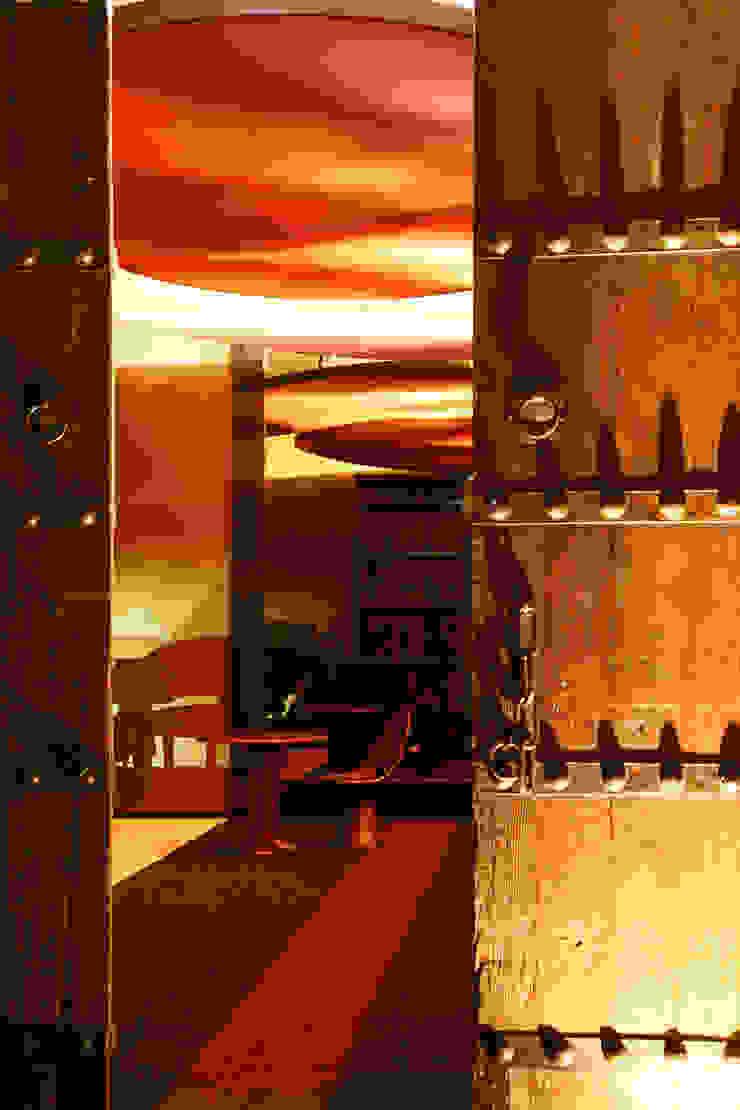 AQUAPURA DOURO VALLEY HOTEL Espaços por Atelier Nini Andrade Silva