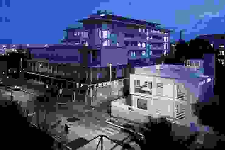 CASA M2 di SMN Studio di Architettura Minimalista