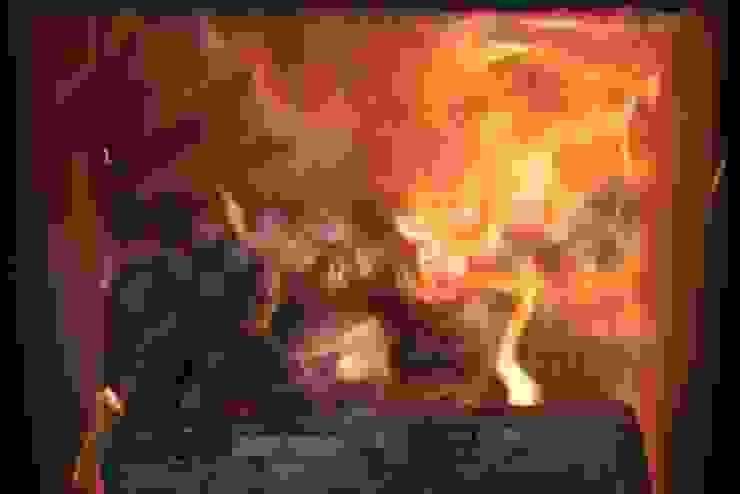 노출형벽난로(미카엘) by SINJIN Fireplaces