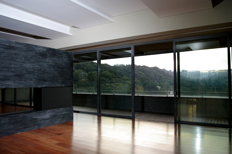Sala Comedor ArquitectosERRE Salones de estilo moderno