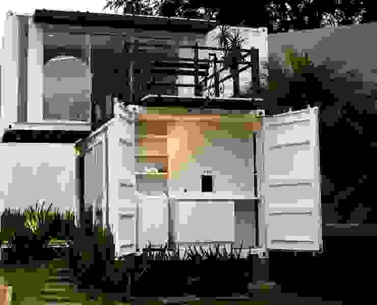 Maisons de style  par Ferraro Habitat, Minimaliste