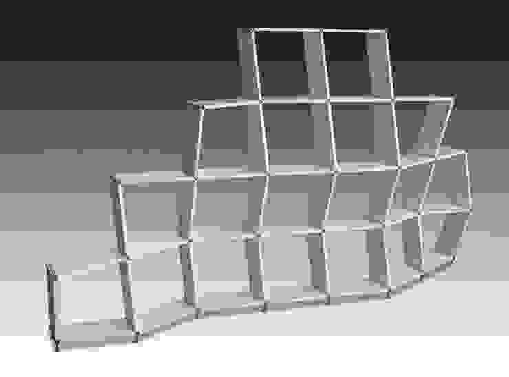 Regal aus Parallelogrammen: modern  von Knelldesign,Modern