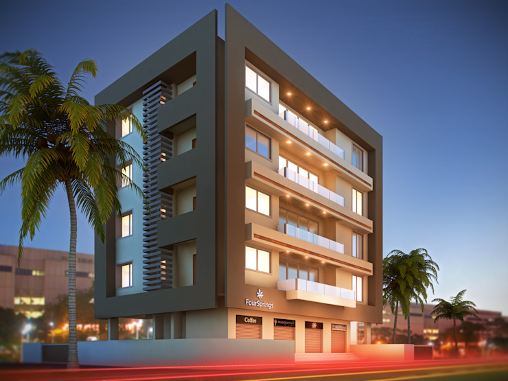 Architectural work by Design Ecovation