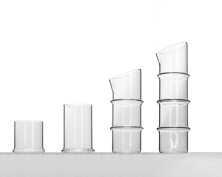TAKE 竹 Potere alla funzione! Quando il design sceglie di riscoprire le sue radici di KANZ ARCHITETTI Moderno