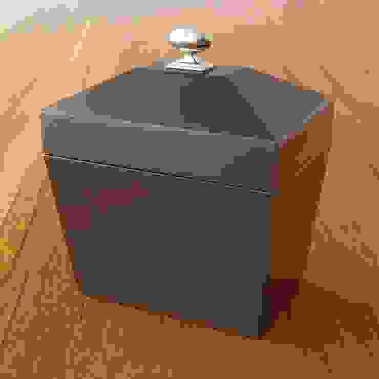 Computer Disk Box-Dark Chocolate by Global Views Sweets & Spices Dekoration und Möbel WohnzimmerAccessoires und Dekoration