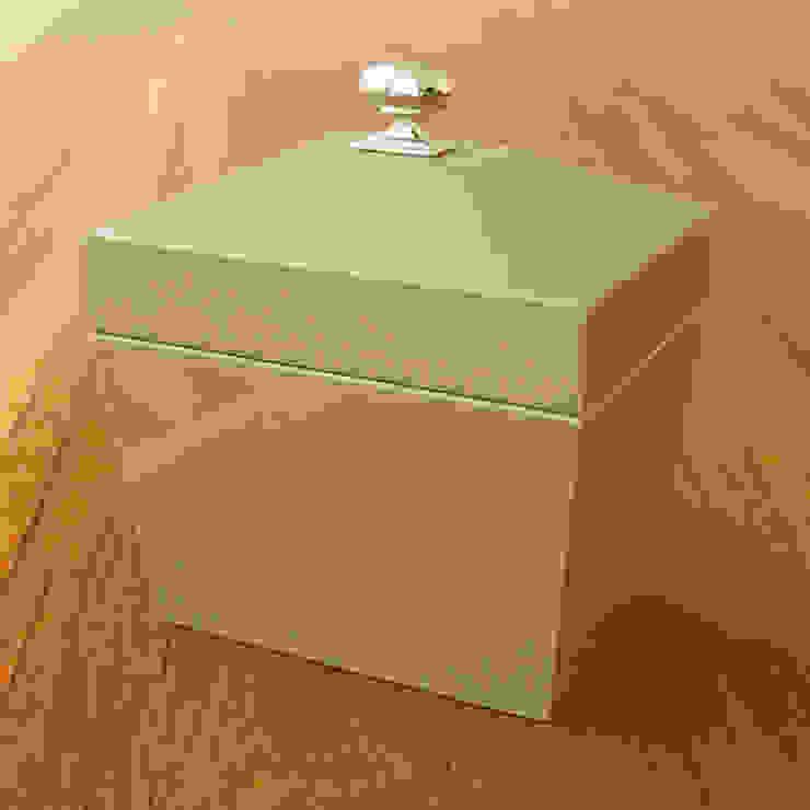 Computer Disk Box-Light Chocolate by Global Views Sweets & Spices Dekoration und Möbel WohnzimmerAccessoires und Dekoration